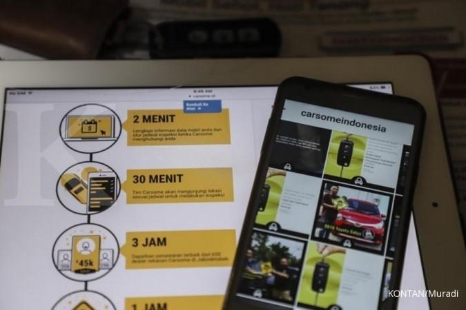 Carsome, Jual Mobil Anti Ribet Gaya Millennial