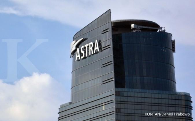 Astra International Asii Akan Bagikan Dividen Interim Rp 60 Per Saham