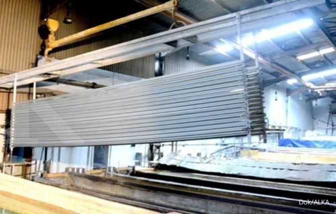 ALKA ingin tambah pabrik aluminium di Kalimantan