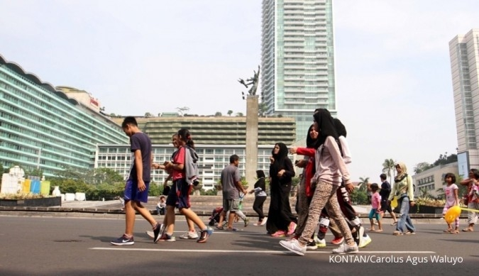 No car free day on Sudirman-Thamrin June 2 and 9