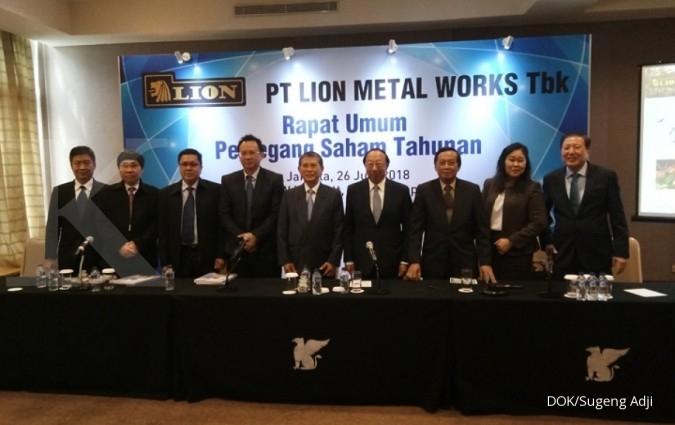 LION Lion Metal bidik pertumbuhan 5% tahun ini