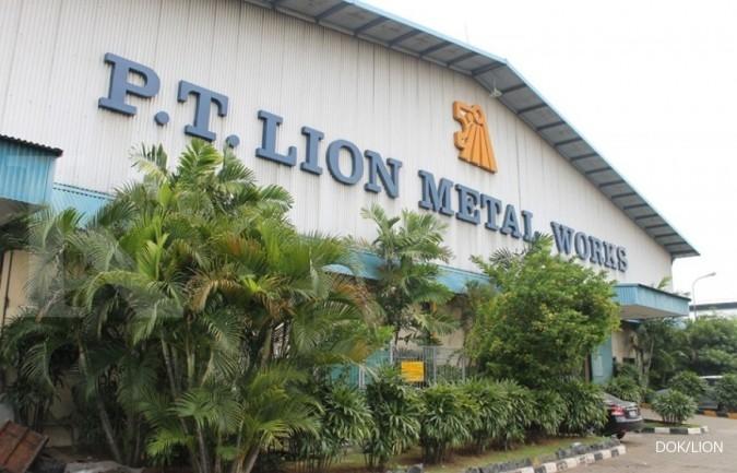 LION Lion Metal menggenjot efisiensi mesin pabrik