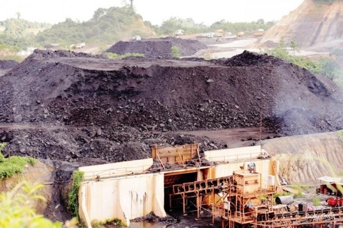 KKGI Resource Alam Indonesia (KKGI) membidik kenaikan produksi batubara pada tahun 2020
