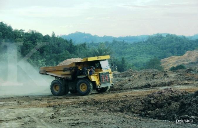 KKGI Resources Alam Indonesia (KKGI) berusaha perbaiki kinerja tahun depan