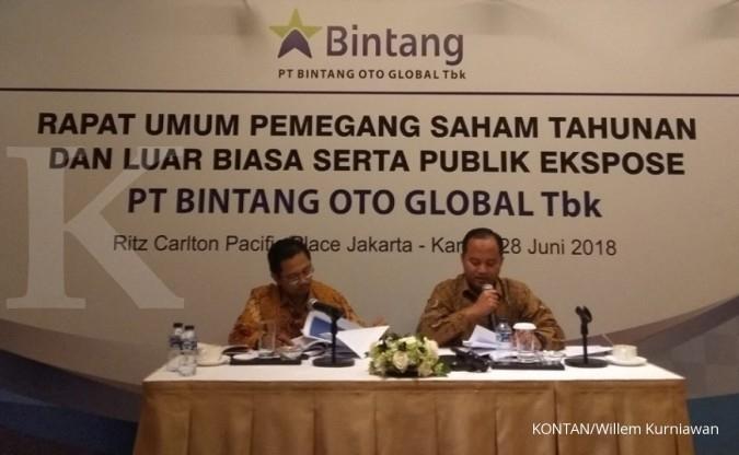 BOGA Bintang Oto Global (BOGA) dapat restu untuk rights issue