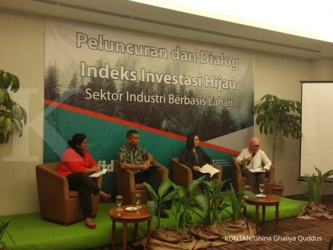 Indeks investasi hijau, hanya dua bank mendapat nilai bagus