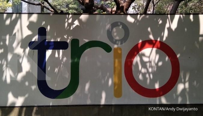 TRIO Sukses Perdana Prima beli 20,14% saham Trikomsel Oke (TRIO) di harga kurang dari Rp 1