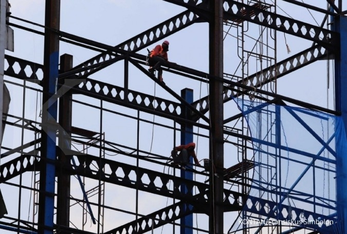 ACST Pelemahan rupiah membebani perusahaan konstruksi