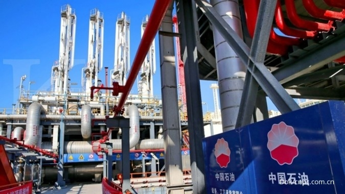 China CNPC suspends Venezuelan oil loading, worried about U.S. sanctions