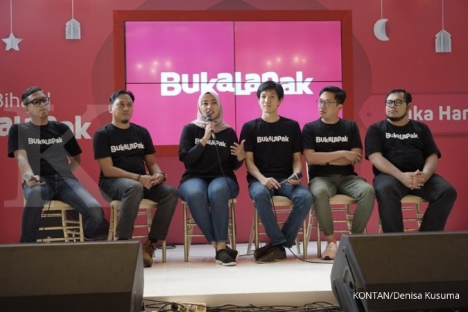 Bukalapak raih penghargaan the best contact center Indonesia 2018