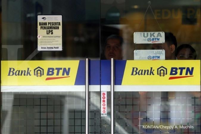 Digugat nasabah, saham BBTN masih berlanjut terkoreksi