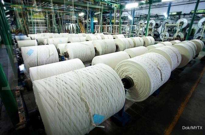 MYTX Penjualan merosot, Asia Pacific Investama (MYTX) berencana produksi masker dan APD