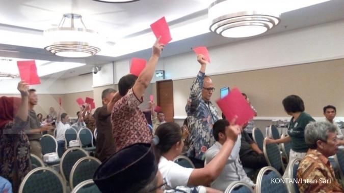 Bakrieland (ELTY) kini diganjar kartu merah oleh investor