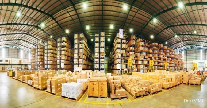 EPMT KLBF Kalbe Farma (KLBF) meraup Rp 225,42 miliar dari dividen EPMT