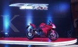 AHM perkenalkan model facelift New Honda CBR250RR