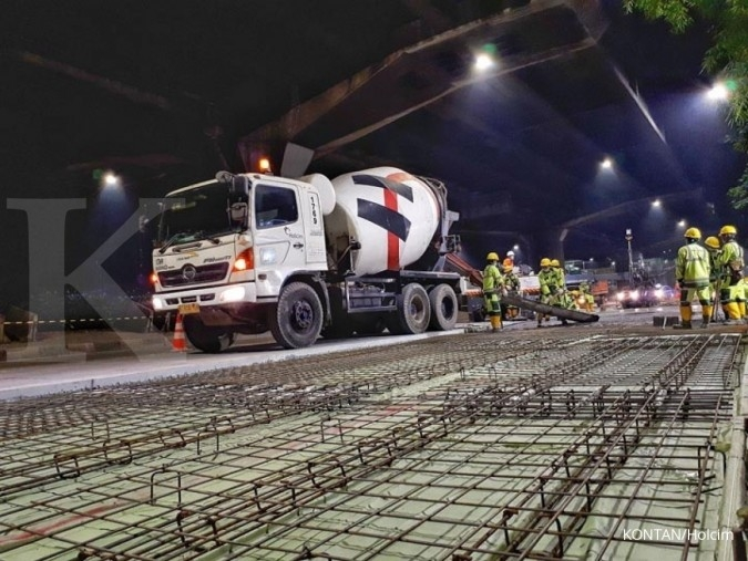 SMCB Holcim Indonesia akan menaikkan harga semen