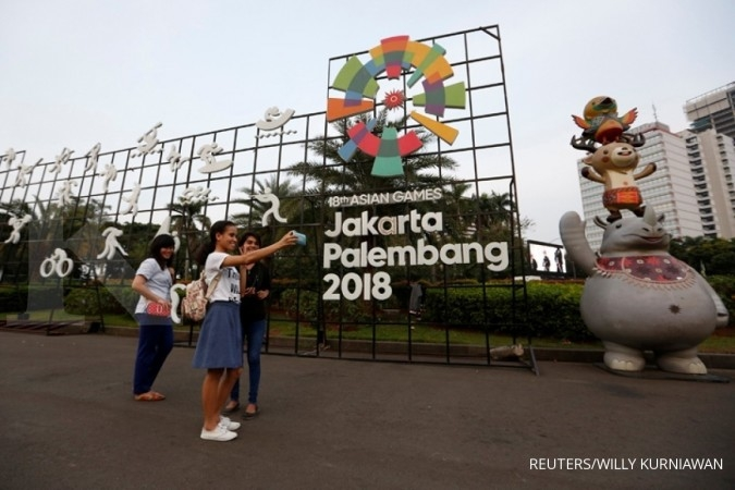 SCMA Saham media terpoles hajatan Asian Games
