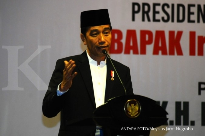 Jokowi orders 'maximum relief effort' for earthquake victims