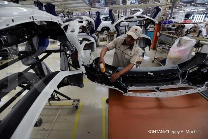Pabrikan robot asal Denmark kepincut industri perakitan otomotif nasional