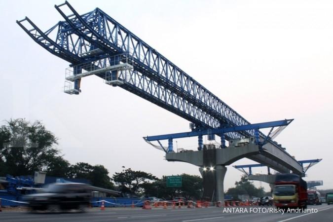 ACST TOPS Kualitas kredit emiten konstruksi menurun