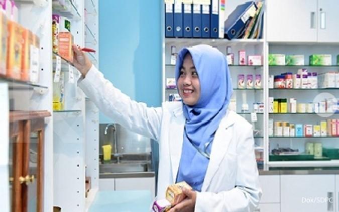SDPC Laba bersih Millenium Pharmacon (SDPC) tergerus beban bunga di semester I 2019