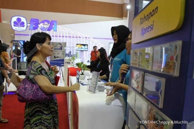 Bank BCA (BBCA) catat laba bersih Rp 25,9 triliun ditopang pendapatan bunga bersih