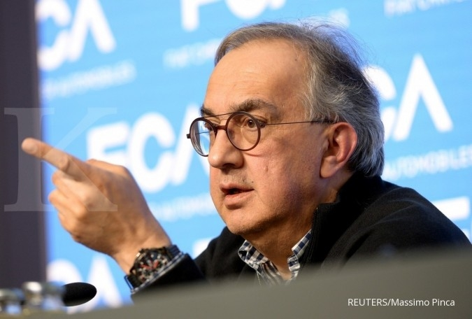 Illness ends 14 years career of Sergio Marchionne from Fiat Chrysler