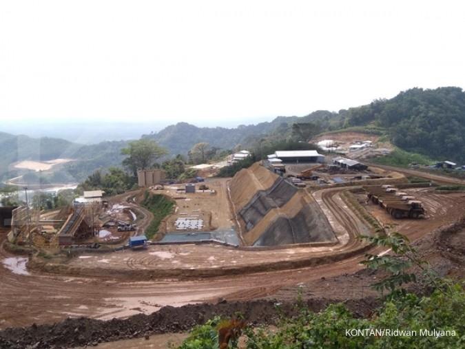 MDKA Harga saham Merdeka Copper (MDKA) menyentuh rekor tertinggi sepanjang masa