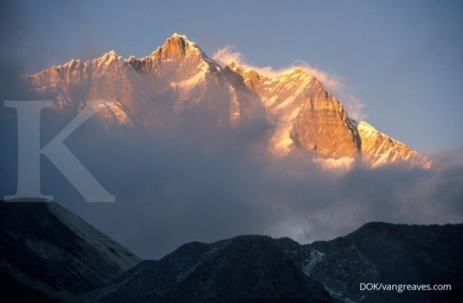 5 Gunung tertinggi di dunia