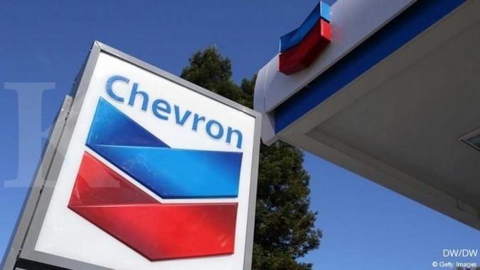 Chevron Corp is considering selling its participating interest in the Indonesian Deepwater Development gas project.