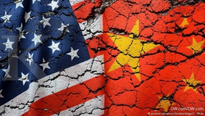 Balas AS, China keluarkan daftar perusahaan asing