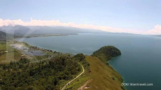 5 Danau terdalam di Indonesia