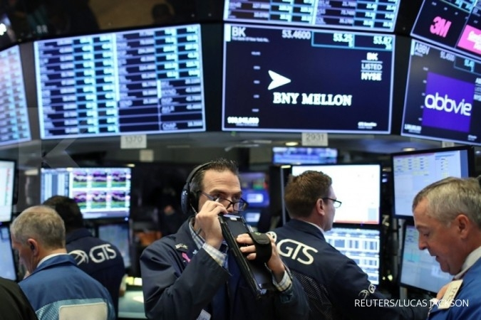Bursa Wall Street rebound ditopang rencana pertemuan China-AS