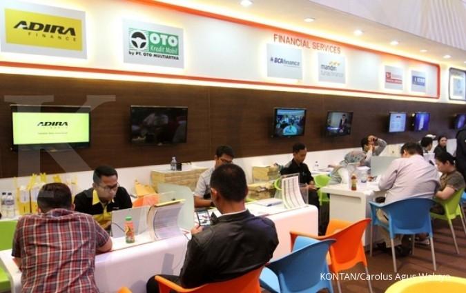 ADMF Pembiayaan syariah multifinance turun 19,9% per September
