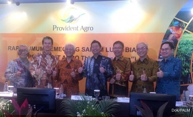 PALM Provident Agro (PALM) membeli kembali 36,72 juta saham