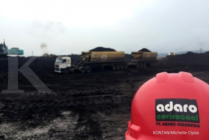 Adaro Energi (ADRO) masih fokus kejar target awal