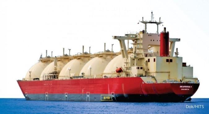 HITS Sektor LNG masih menjadi penyumbang pendapatan tertinggi Humpuss Intermoda (HITS)