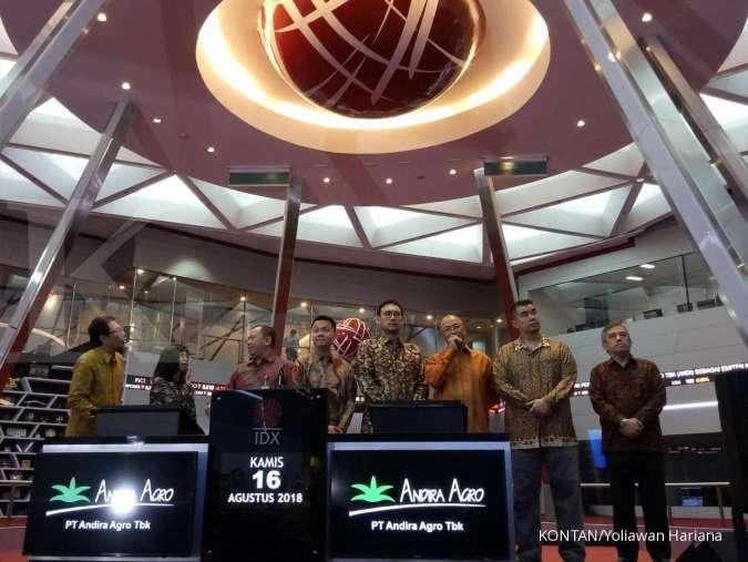 Andira Agro targetkan penjualan akhir tahun tembus Rp 500 miliar