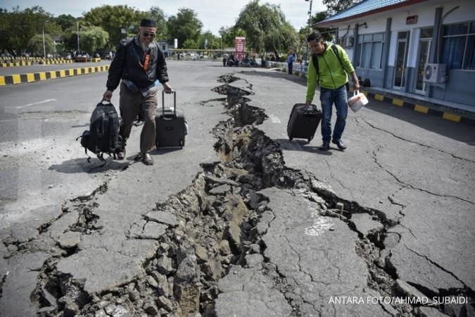 BUMI Inpres penanggulangan bencana gempa Lombok segera diteken Jokowi