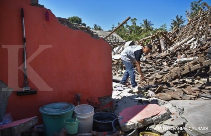 BUMI Gempa Lombok, pemegang polis asuransi kerugian diimbau segera melapor