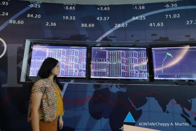 Simak rekomendasi teknikal saham BBRI, LSIP, dan UNTR
