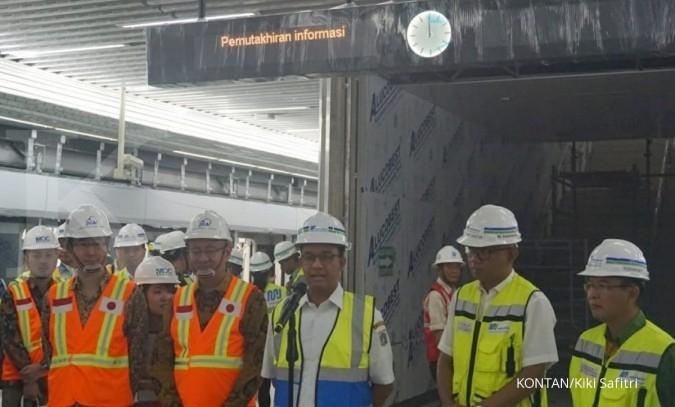 Mrt Jakarta Akan Rekrut 380 Pekerja Operasional Sebelum Desember