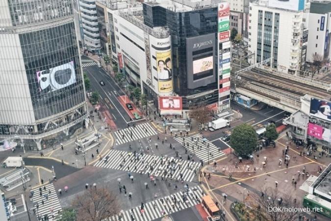 Rekor belanja anggaran Jepang di tahun fiskal 2019