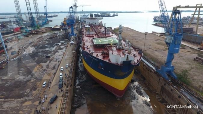 SHIP Kuartal III-2018, Sillo Matitime (SHIP) bukukan pendapatan US$ 45 juta