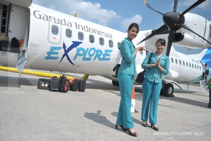 Garuda forex