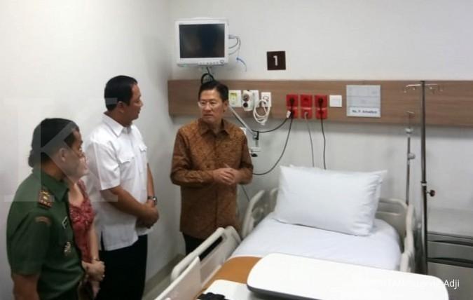 SILO Tahun ini, Siloam akan tambah empat rumah sakit baru