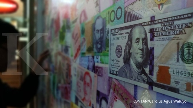 The rupiah advanced to Rp 15,093 per US dollar