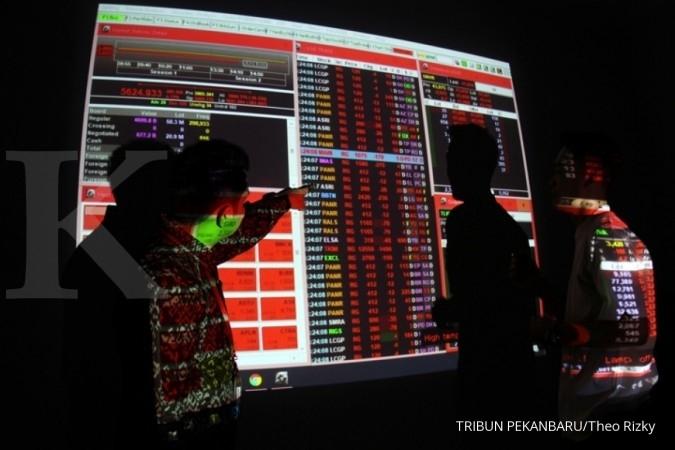 TLKM SRIL IHSG Pasar saham masih rentan tekanan, sejumlah saham LQ45 bisa jadi incaran