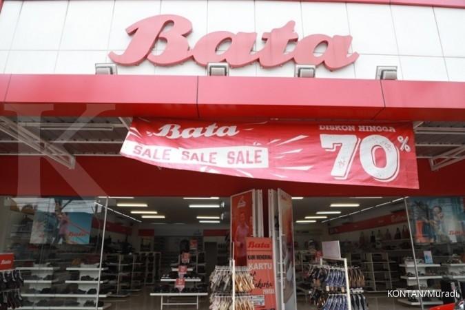 BATA Tahun lalu BATA catat pertumbuhan laba 26,63%