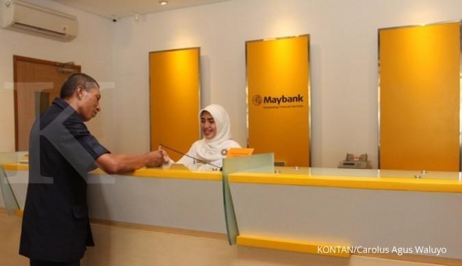 BNII Ekonomi tak pasti, Maybank Indonesia targetkan kredit konsumsi tumbuh 5% di 2018
